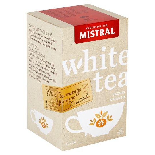 Mistral Jazmín a mango biely čaj 20 x 1 g