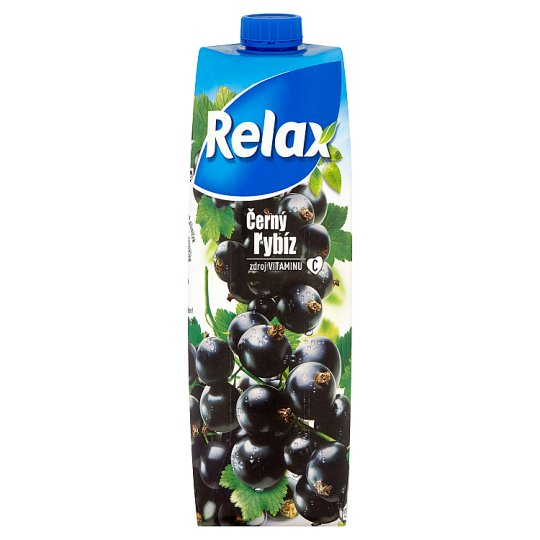 Relax Blackcurrant 1 L