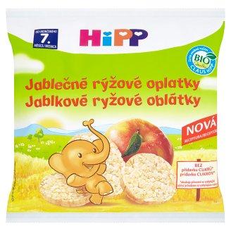 HiPP Bio jablkové ryžové oblátky 30 g