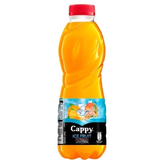 Cappy Ice Fruit Multivitamín 500 ml