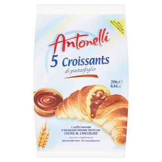 Antonelli Croissant with Cocoa Cream Filling 5 x 50 g