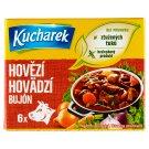Kucharek Beef Broth 8 pcs 80 g