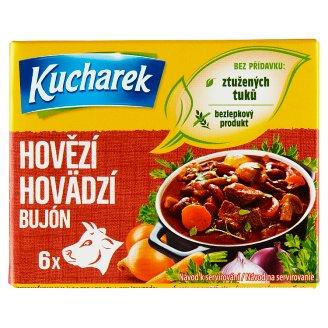 Kucharek Hovädzí bujón 8 ks 80 g
