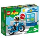 LEGO DUPLO Town Policajná motorka 10900
