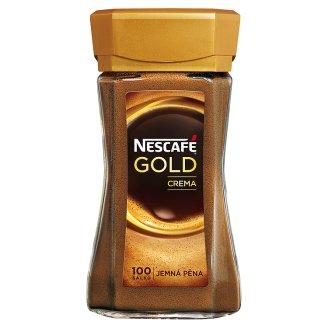 NESCAFÉ GOLD Crema 200 g - Tesco Groceries