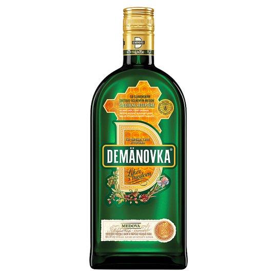 Demänovka Liqueur with Honey 33% 0.5 L