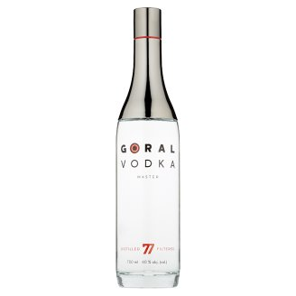 Goral Master Vodka 40 % 700 ml