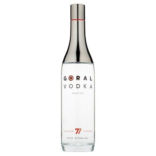 Goral Master Vodka 40 % 700 ml
