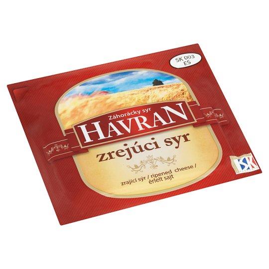 Záhorácky Syr Havran Ripened Cheese Block 250 g