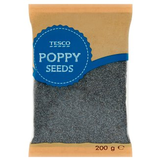Tesco Poppy Seeds 200 g