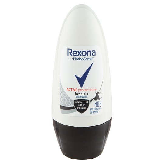 Rexona Active Protection+ Invisble guľôčkový antiperspirant 50 ml