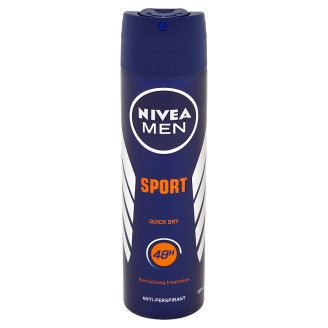 Nivea Men Sport Sprej antiperspirant 150 ml