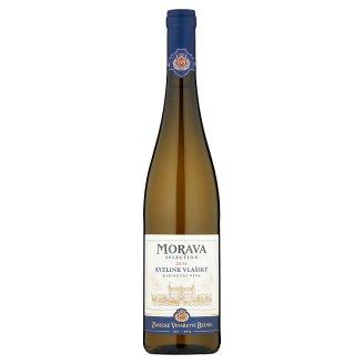 Zámecké Vinařství Bzenec Morava Selection Ryzlink vlašský víno biele suché 0,75 l