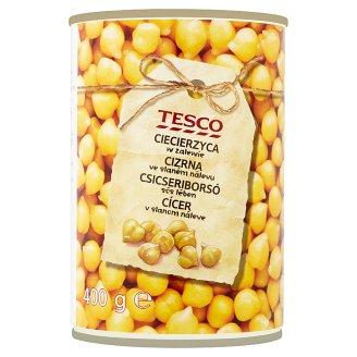Tesco Chick Peas in Brine 400 g