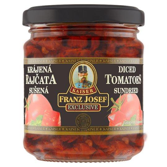 Kaiser Franz Josef Sušené paradajky krájané 190 g