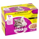 Whiskas Poulry Selection in Juice 12 x 100 g