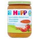 HiPP Bio rajčinová polievka s kuracím mäsom 190 g