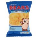 Tesco Bears Salted Flavour Potato Snack 50 g