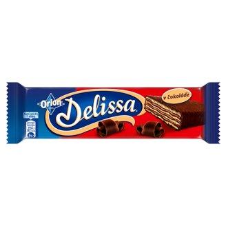 ORION Delissa oblátka s kakaovou náplňou máčaná v horkej čokoláde 33 g