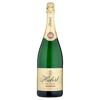 Hubert De Luxe Quality Aromatic Sparkling White Sweet Wine 1.5 L