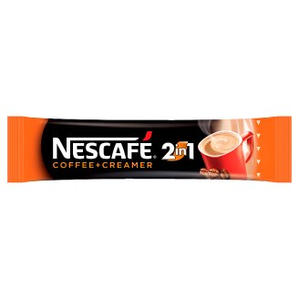 NESCAFÉ 2in1, Instant Coffee, Bag 8 g