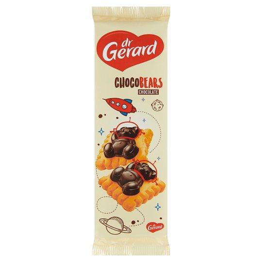dr Gerard Choco Bears sušienky so smotanovým krémom a čokoládou 175 g