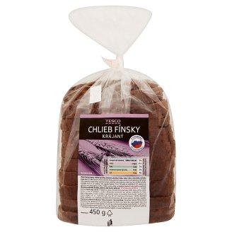 Tesco Finnish Bread Sliced 450 g