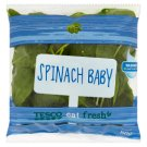 Tesco Eat Fresh Spinach Baby 80 g