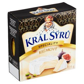 Král Sýrů Krémový 125 g