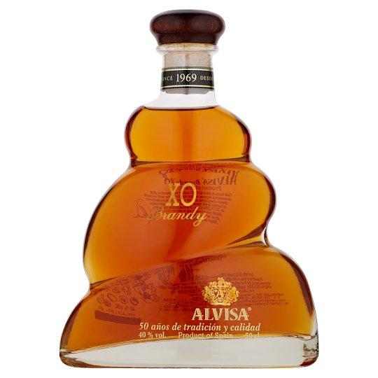 Alvisa XO brandy 40% 0,5 l