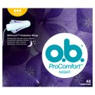 O.B.® ProComfort Night Tampons Normal 48 pcs