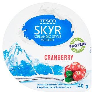 Tesco Skyr kyslomliečny výrobok brusnicový 140 g