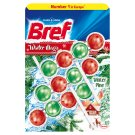 Bref Power Aktiv Winter Magic Morning Winter Pine Stiff Toilet Block 3 x 50 g