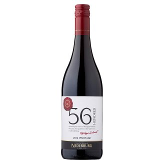 Nederburg 56Hundred Pinotage polosuché červené víno