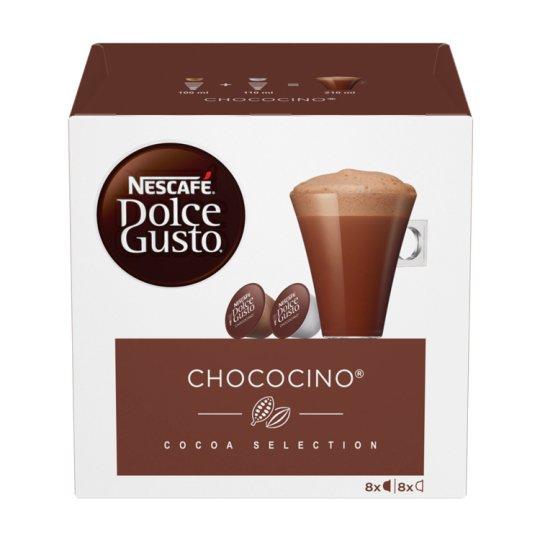 NESCAFÉ Dolce Gusto Chococino - čokoládový nápoj - 16 kapsúl v balení