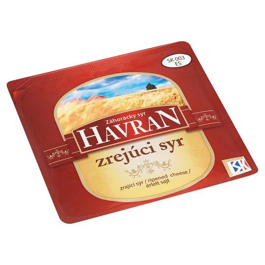 Záhorácky Syr Havran Ripened Cheese Slices 145 g