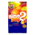 Nimm2 Lolly Fruit Pops with Essential Vitamins 8 pcs 80 g