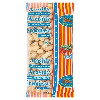 Ensa Roasted Peanuts in Shell 400 g