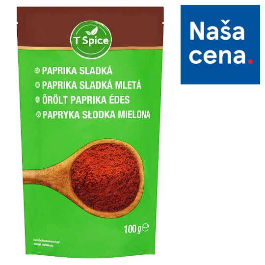 T Spice Ground Sweet Paprika 1...