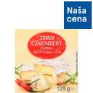 Tesco Camembert paprika 120 g