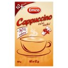 Emco Cappuccino Less Sweet 10 x 12 g