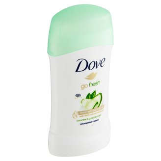 Dove Go Fresh Cucumber & Green Tea tuhý antiperspirant 40 ml