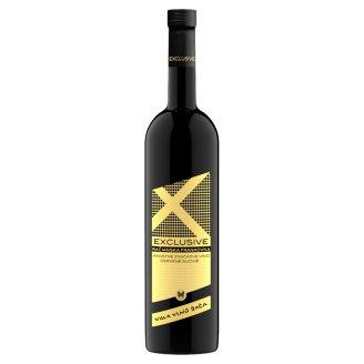 Villa Vino Rača Račianska frankovka suché akostné víno značkové červené 0,75 l