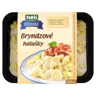 Heli Klasické Slovak Style Potato Dumplings with a Bryndza Cheese Sauce 400 g