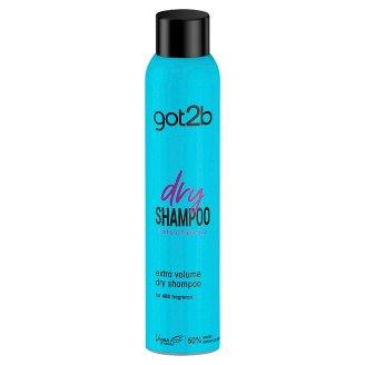 got2b Fresh It Up Volume suchý šampón 200 ml