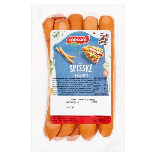 Mecom Spiš Sausages 370 g