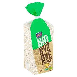 Racio Bio ryžové chlebíčky 140 g