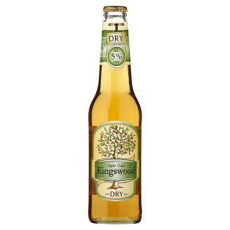 Kingswood Apple cider dry 400 ml