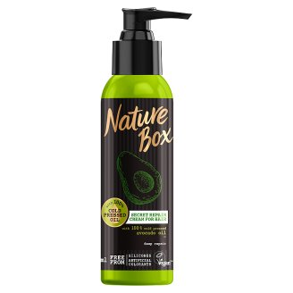 Nature Box ošetrujúci krém Avocado Oil 150 ml