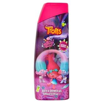 Trollovia sprchový a kúpeľový gél pre deti v 2v1 400 ml